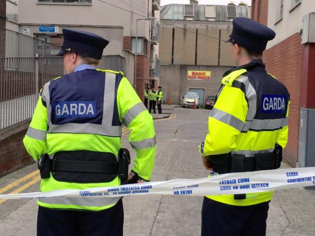 20 Female Garda Crime Scenes