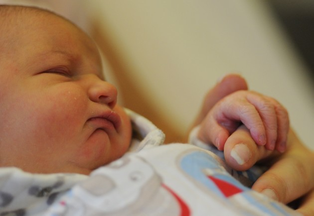 Number of Births in Hamburg Hospitals rose in 2012