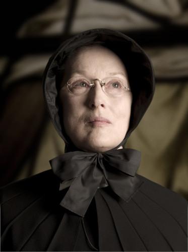 Doubt movie image Meryl Streep as Sister Aloysius