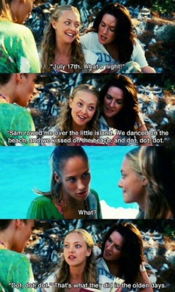 11 reasons why Mamma Mia is actually a perfect film · The