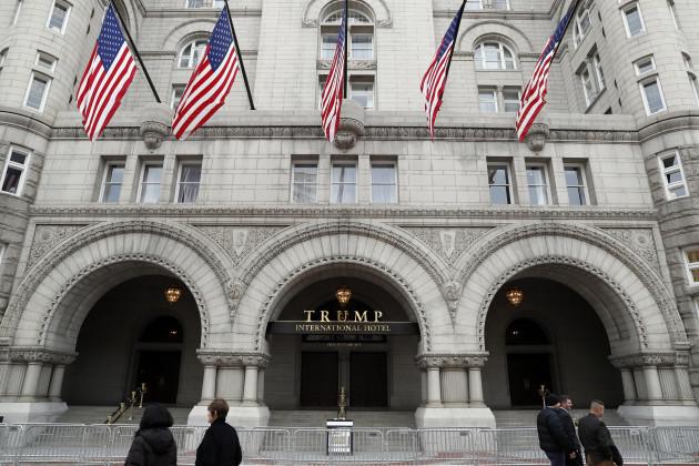 Trump Hotel Gun Arrest