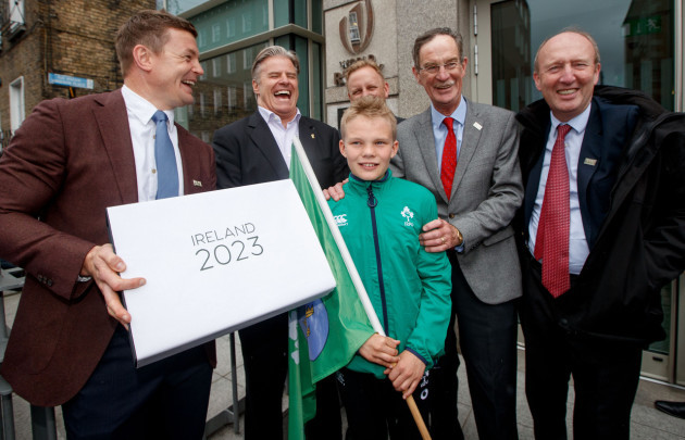 IRFU Rugby World Cup 2023 Bid Submission