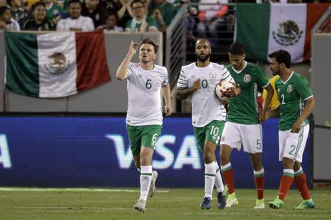 Ireland Mexico Soccer