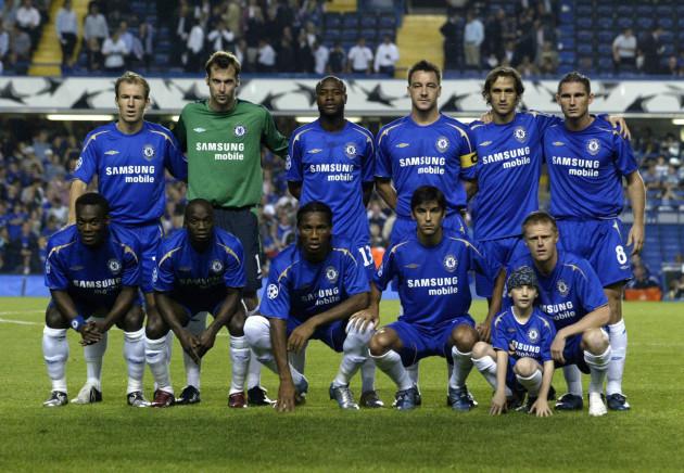 SOCCER Chelsea 10
