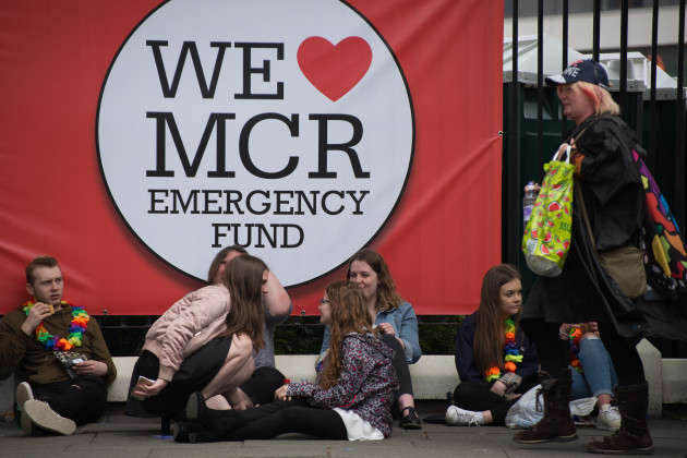 United Kingdom: One Love Manchester benefit concert to commemorate the Manchester Arena attack