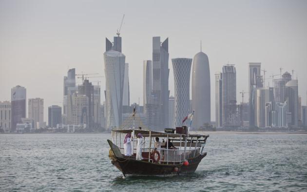 Soccer - Doha - Capital of Qatar