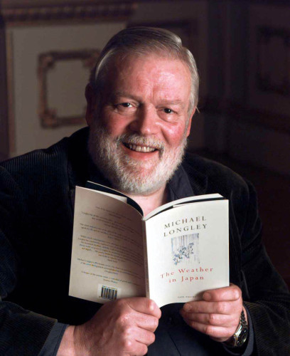 Poetry Awd Michael Longley