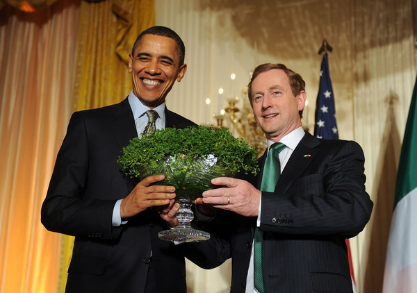 File Photo: Enda Kenny Coming Under Pressure To Cancel White House Visit.