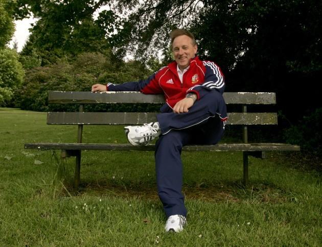 Eddie O'Sullivan coach