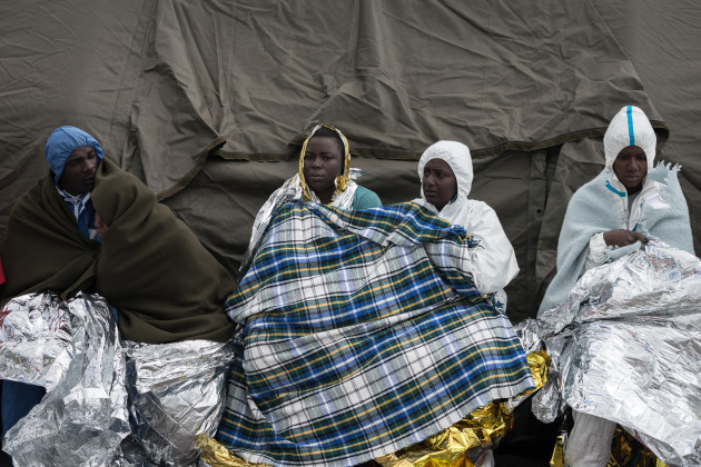 Migrant Crisis 2017