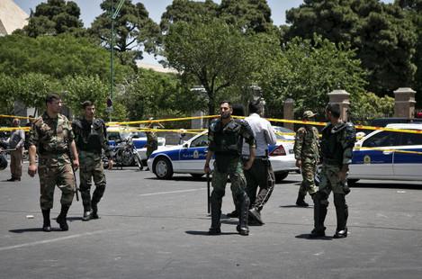 IRAN-TEHRAN-PARLIAMENT-ATTACK