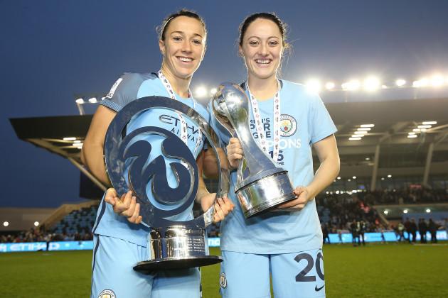 Manchester City Women v Birmingham City Ladies - Women's Super League - Academy Stadium