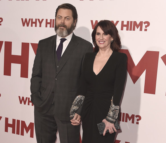 Why Him? Premiere - Los Angeles