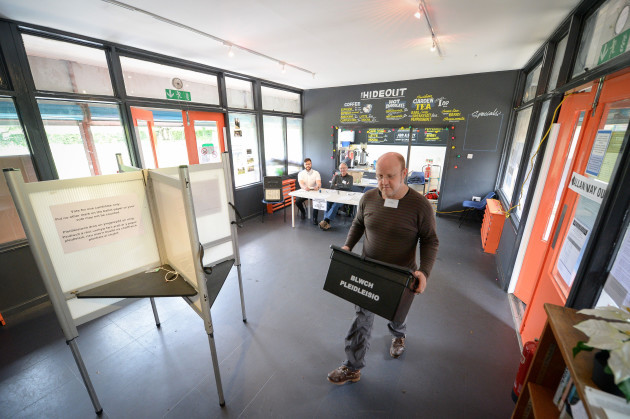General Election 2017 Polling Day