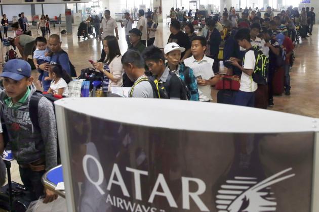 Philippines Qatar