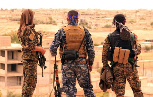 Syria Raqqa Offensive Q&A
