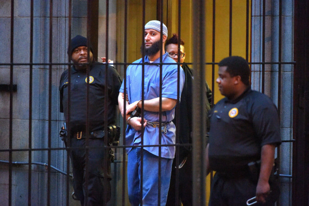 Maryland files opposition to Adnan Syedâ??s request for bail hearing