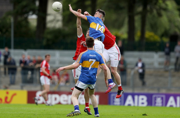 Michael Quinlivan falls awkwardly after jumping leading to his injury