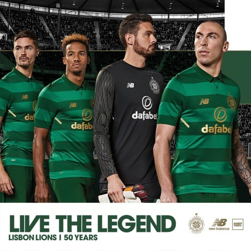 2b139c6dc33 Celtic have launched a two-toned green away kit for next season · The42