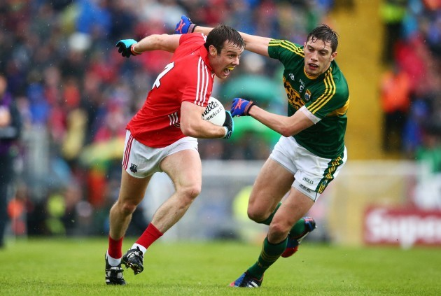 Anthony Maher and James Loughrey