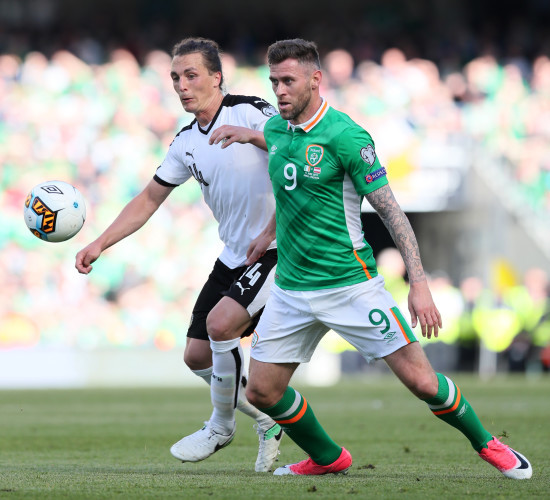 Republic of Ireland v Austria - 2018 FIFA World Cup Qualifying - Group D - Aviva Stadium