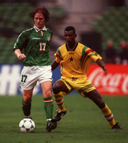 Ghana v Rep of Ireland (world youth championships third place play off)
