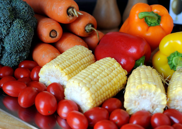 Fruit and veg research