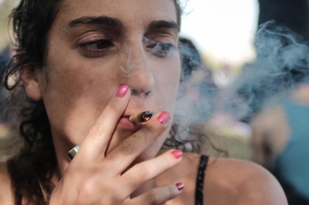 International Cannabis Day in Jerusalem