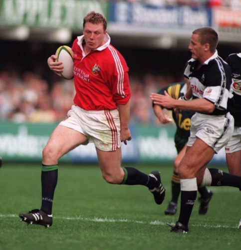 Rugby Union - Natal v British Lions