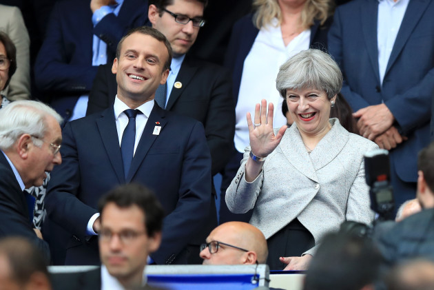 France v England - International Friendly - Stade de France
