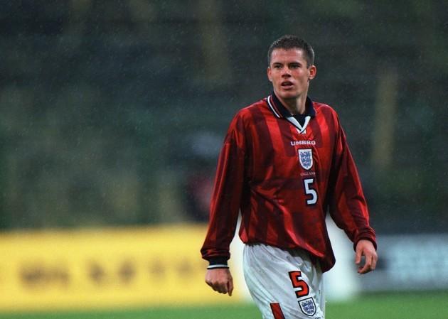 Soccer .... Under 21's ... Poland v England