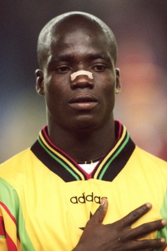 Soccer - Friendly - Holland v Ghana