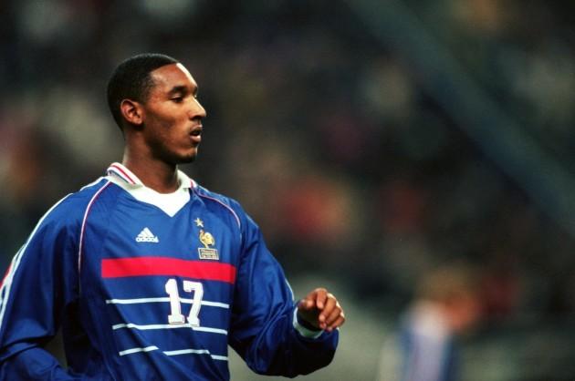Soccer - Euro 2000 Qualifier - Group 4 - France v Andorra