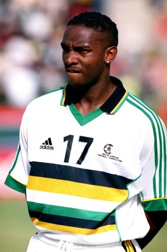 Soccer - African Nations Cup Mali 2002 - Group B - South Africa v Morocco