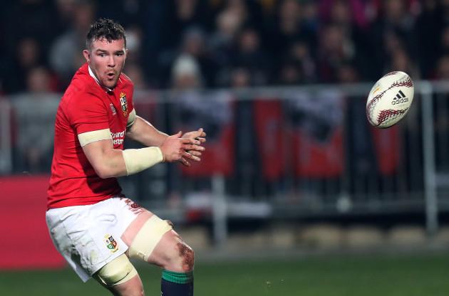 British and Irish Lions Peter O'Mahony