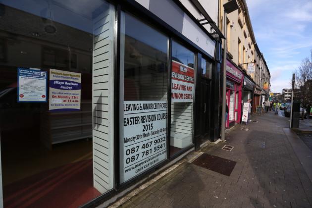 Rundown Towns Economy