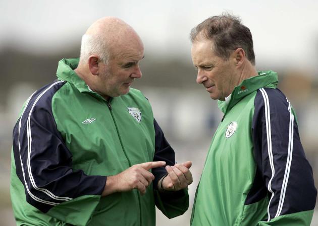 Noel O'Reilly and Brain Kerr