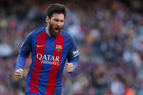 (SP)SPAIN-BARCELONA-SOCCER-LA LIGA-FCB VS VIL