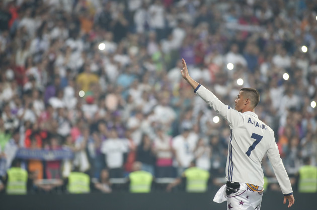 : Real Madrid Celebrate UEFA Champions League Victory In Madrid