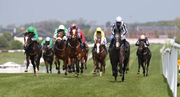 Bank Holiday Monday Racing Fever - Naas Racecourse