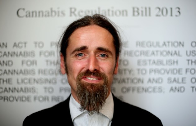 Decriminalising cannabis
