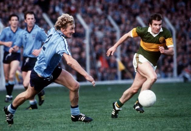 Mick Holden and John Egan 23/9/1984