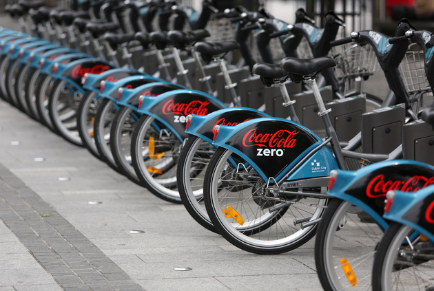 dublin bikes rolling