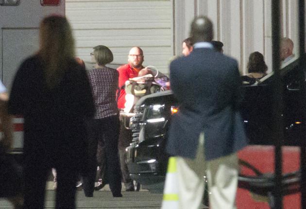 News: Otto Warmbier Returns Home