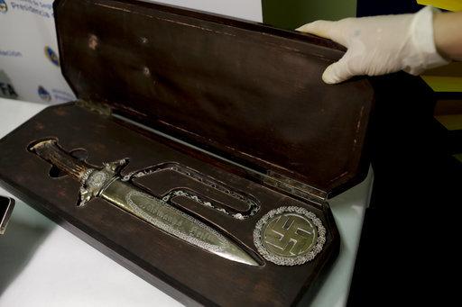 Argentina Nazi Artifacts
