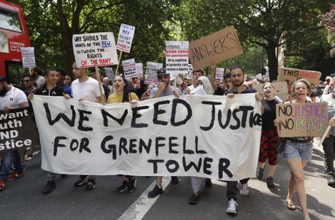 Britain Protest