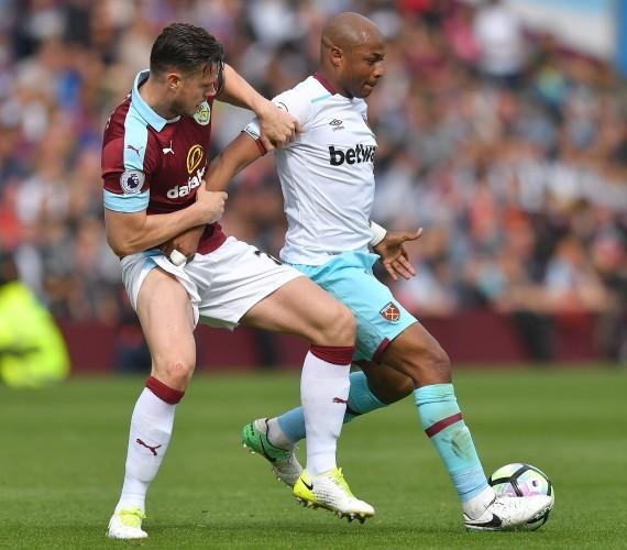 Burnley v West Ham United - Premier League - Turf Moor