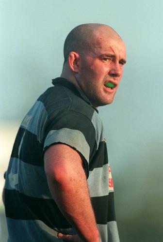 Shannon Rugby 22/11/1997 John Hayes © INPHO / Lorraine O'Sullivan