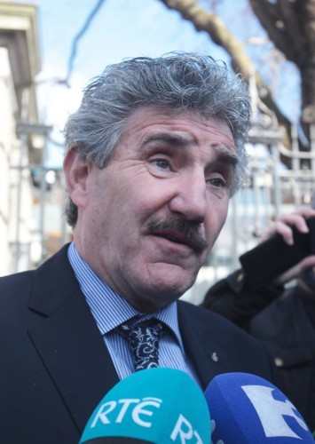 File Photo Independent Alliance Minister of State John Halligan has said he does not want to destabilise the Government and remains in it for the time being. Speaking on RTÉ's Today with Sean O'Rourke, he said if the Government does not commit to th
