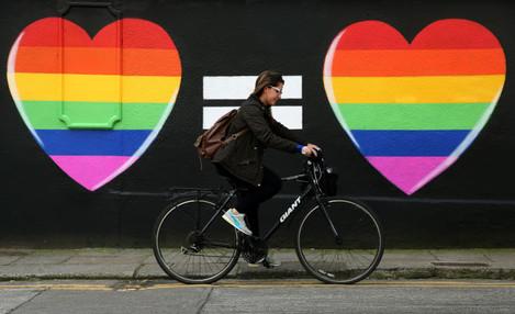 Ireland's gay marriage vote